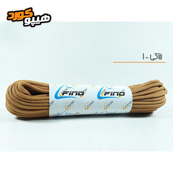 طناب پاراکورد خاکی کد P7