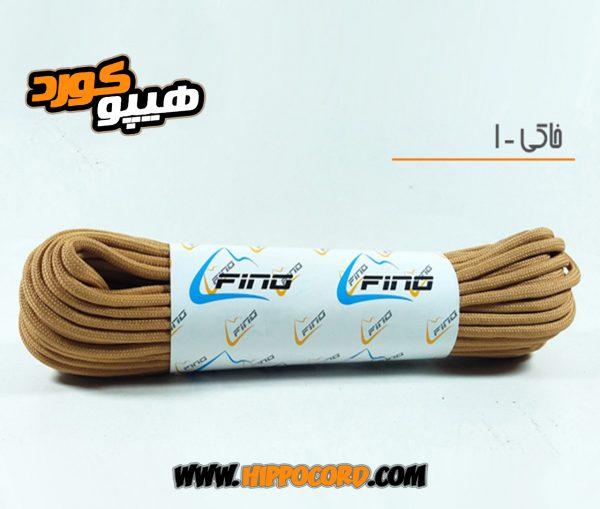 طناب پاراکورد کد P-007