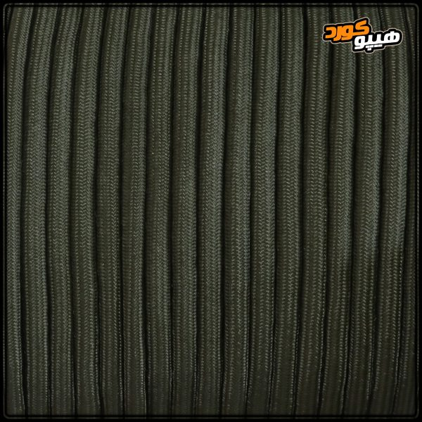طناب 7میل فینو سبز ارتشی