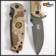 چاقوی تاکتیکال مدلDA15